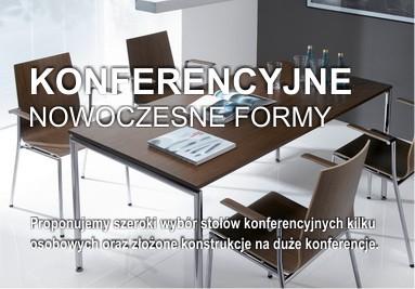 Nowoczesne stoły konferencyjne