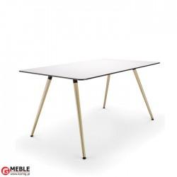 Stół SAMC2 blat biały