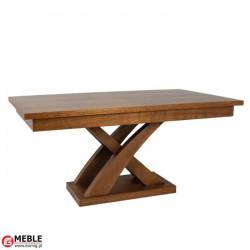 Stół Como złożony