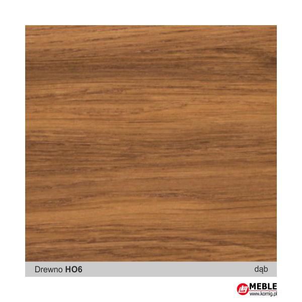 Drewno H06 dąb