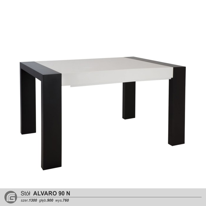 Stół ALVARO 90 N (130x90)