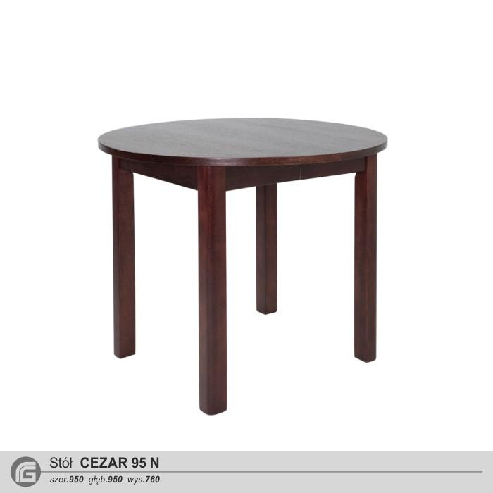 Stół CEZAR 95 N (fi-95)