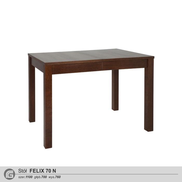 Stół FELIX 70 N (110x70)