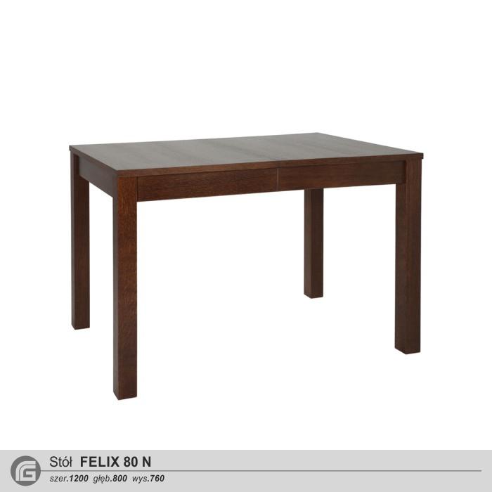 Stół FELIX 80 N (120x80)