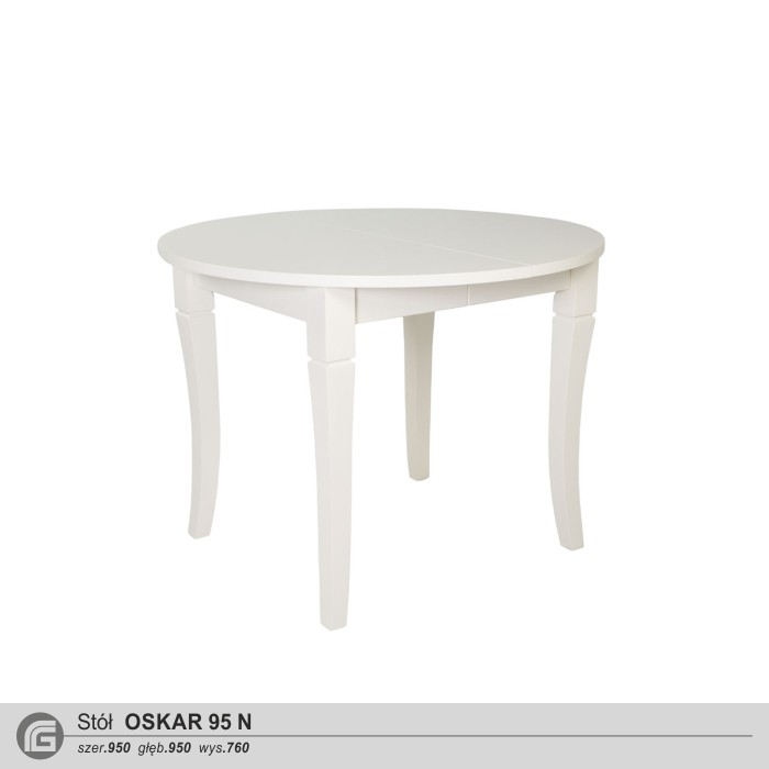 Stół OSKAR 95 N (fi-95)