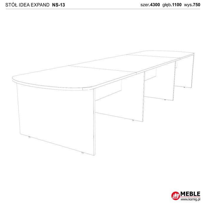 Stół Idea Expand NS-13