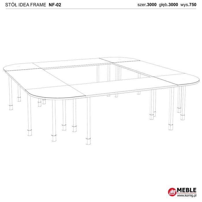 Stół Idea Frame NF-02