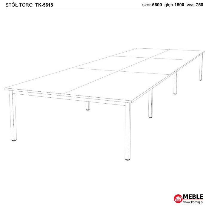Stół Toro TK-5618