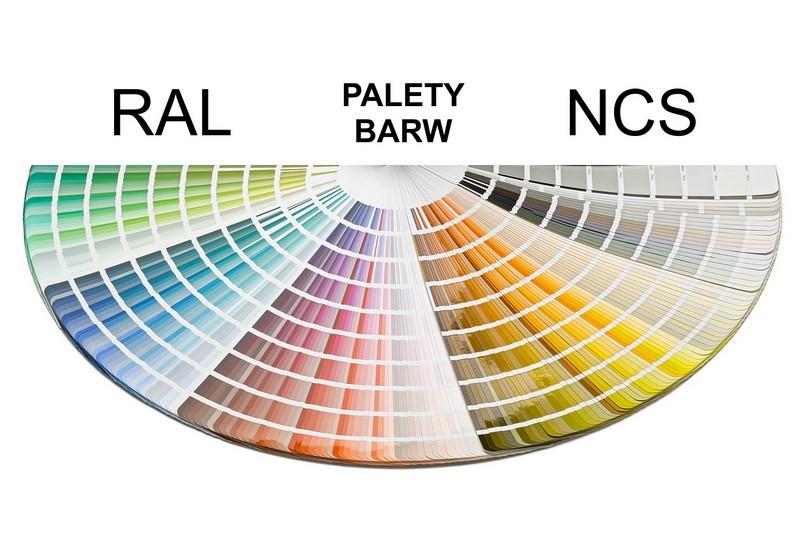 Kolor szkła