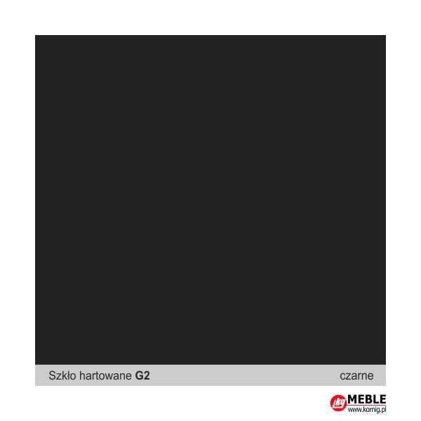 Szkło hartowane G2 czarny